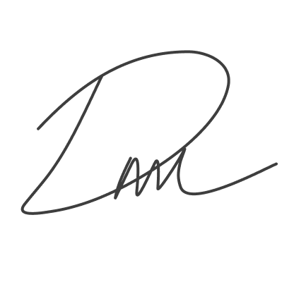 Dane Minor Signature