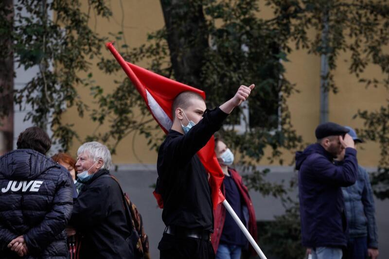 В Екатеринбурге задержан сторонник «Другой России Э.В. Лимонова»