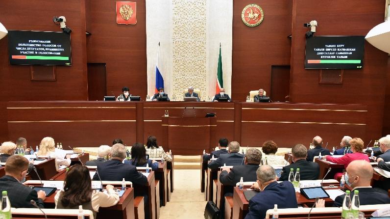 Госсовет Татарстана выступил против переименования президента