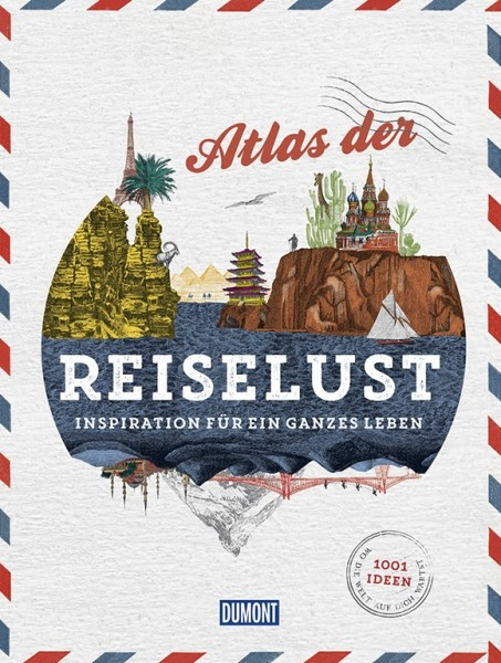 Atlas der Reiselust Inspiration