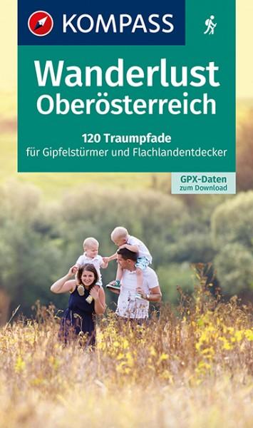 KOMPASS Wanderlust Oberösterreich
