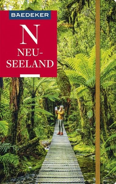 Baedeker RF Neuseeland