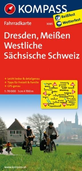Kompass RWK Dresden - Meißen