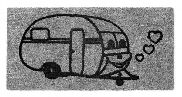 Arisol Fußabstreifer Caravan