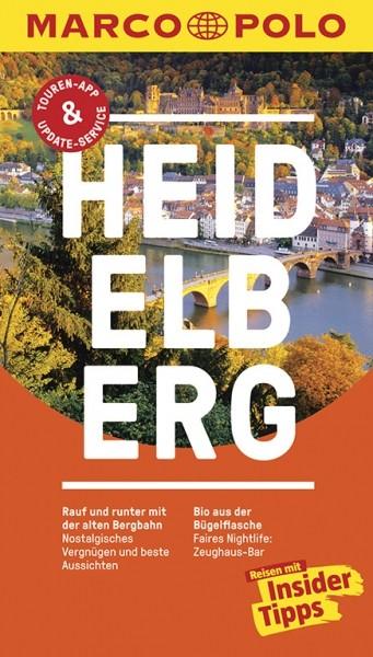 MP Reiseführer Heidelberg
