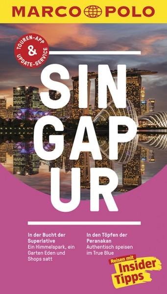 MP Reiseführer Singapur