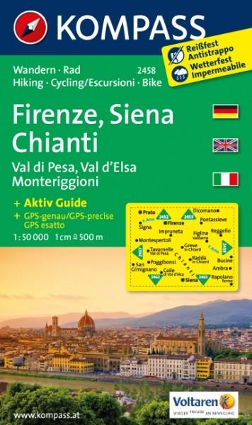 Kompass WK Firenze / Siena