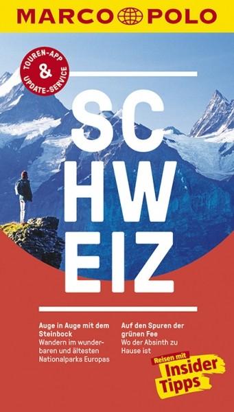 MP Reiseführer Schweiz
