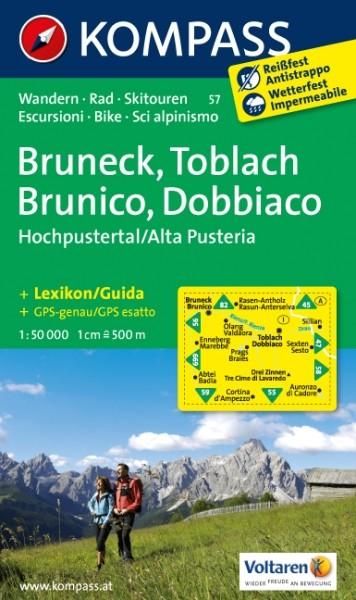 Kompass WK Bruneck, Toblach