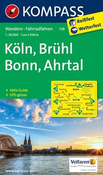 Kompass WK Köln/Brühl/Bonn