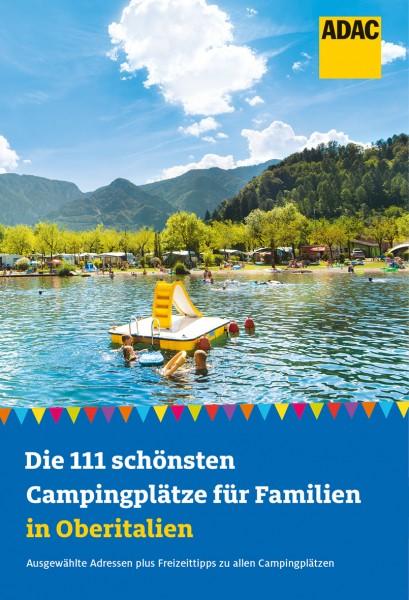 111 Campingplätze Oberitalien