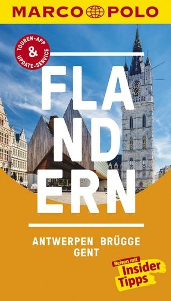 MP Reiseführer Flandern