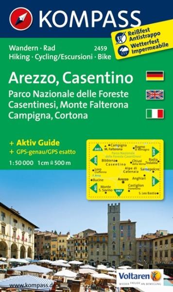 Kompass WK Arezzo-Casentino