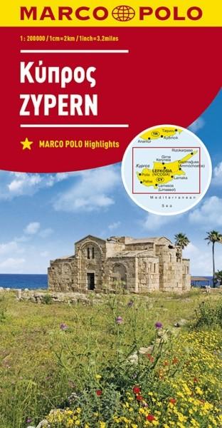 MP Karte Zypern