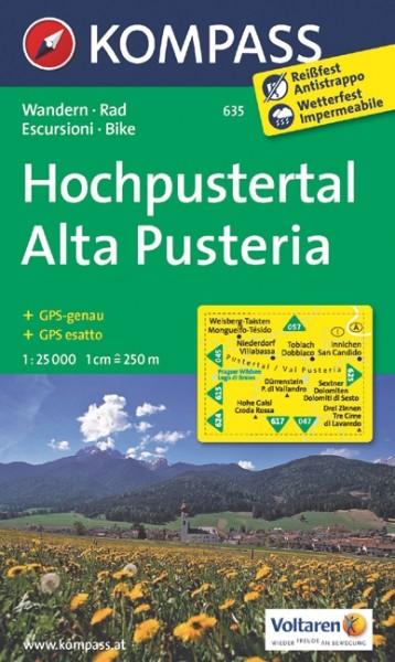 Kompass WK Hoch-Pustertal