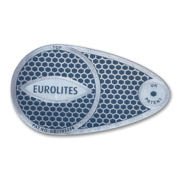 Eurolites - Englandaufkleber