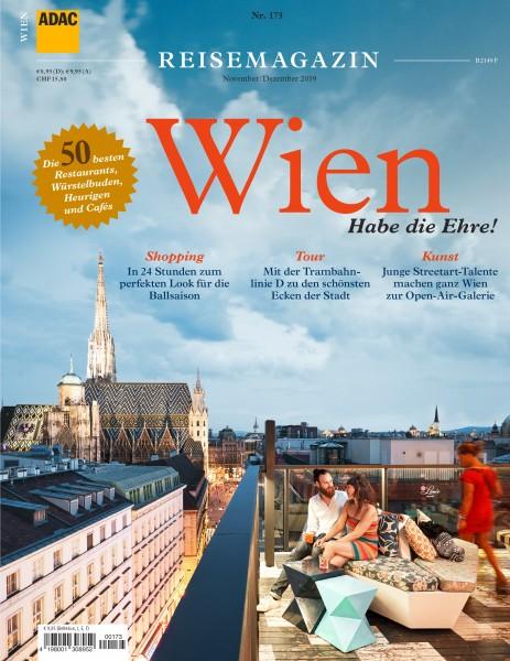 ADAC Reisemagazin Wien