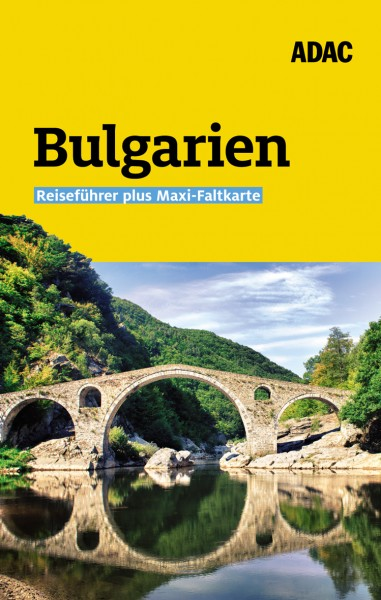 ADAC Reiseführer plus Bulgarien