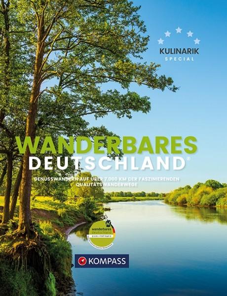 Kompass Wanderbildband Wanderbares Deutschland