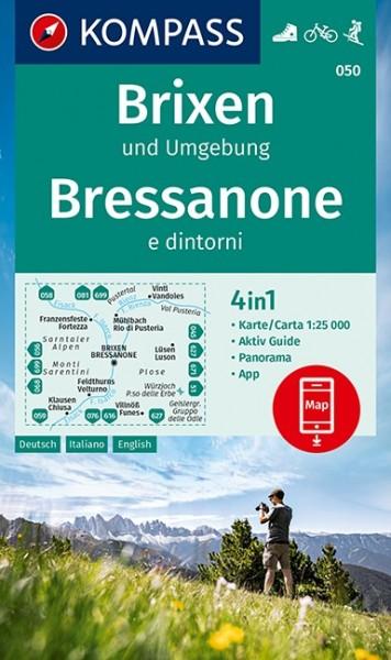 KOMPASS WK Brixen und Umgebung
