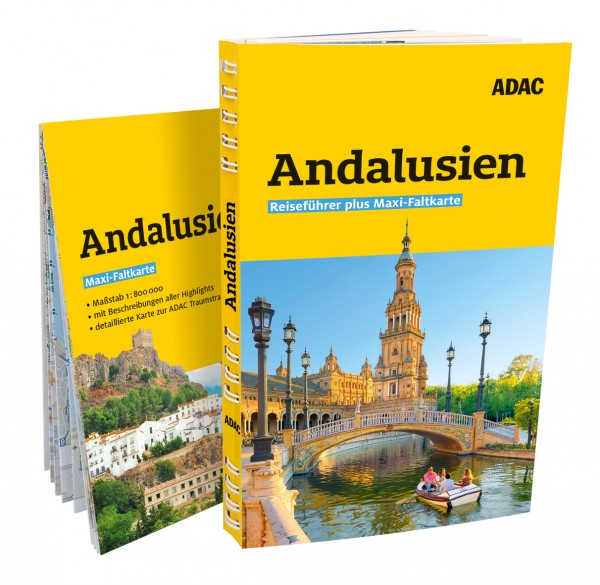 ADAC RF plus Andalusien