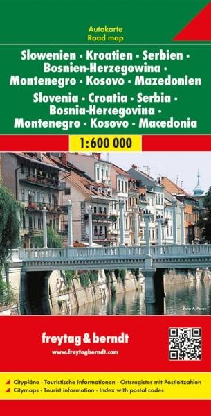Slow,Kroa.Serb.Montene.Bos.Her