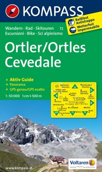 Kompass WK Ortler / Ortles