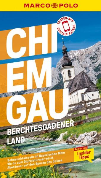 MARCO POLO Reiseführer Chiemgau, Berchtesgad. Land