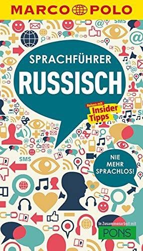 MARCO POLO Sprachführer Russisch