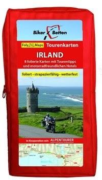 FolyMaps Tourenkarten Set Irland