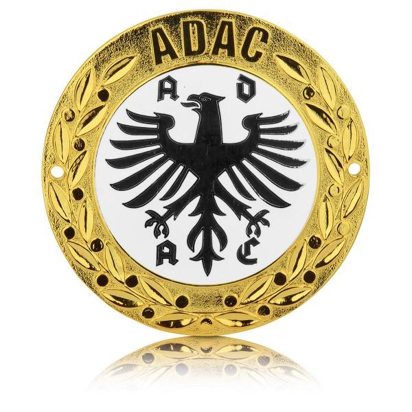 ADAC Metall-Plakette