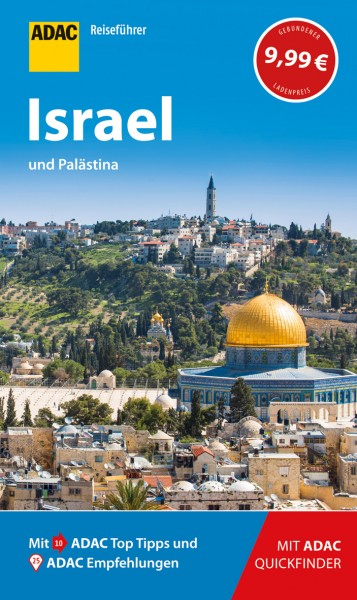 ADAC Reiseführer Israel