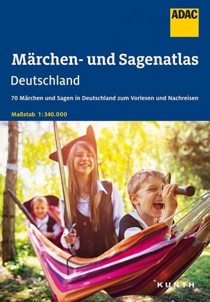 ADAC Märchen- und Sagenatlas D