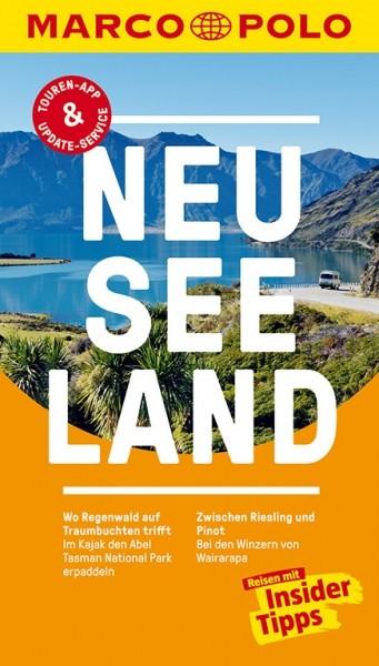 MP Reiseführer Neuseeland