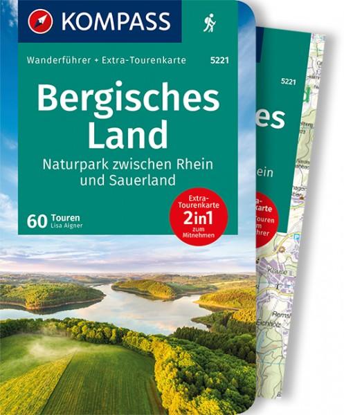 KOMPASS Wanderführer Bergisches Land