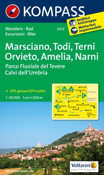 Kompass WK Marsciano, Todi