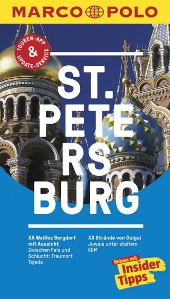 MP Reiseführer St. Petersburg