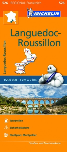 Michelin KR Longuedoc-Roussil.