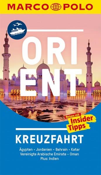 MARCO POLO Reiseführer Orient Kreuzfahrt