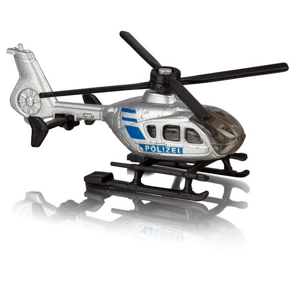 Polizei Hubschrauber klein
