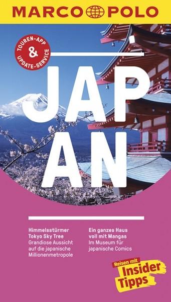 MP Reiseführer Japan