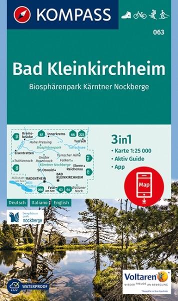 Kompass WK Bad Kleinkirchheim