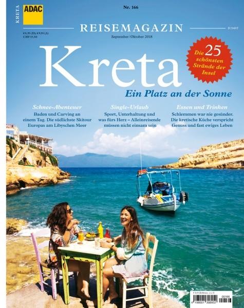 ADAC Reisemagazin Kreta