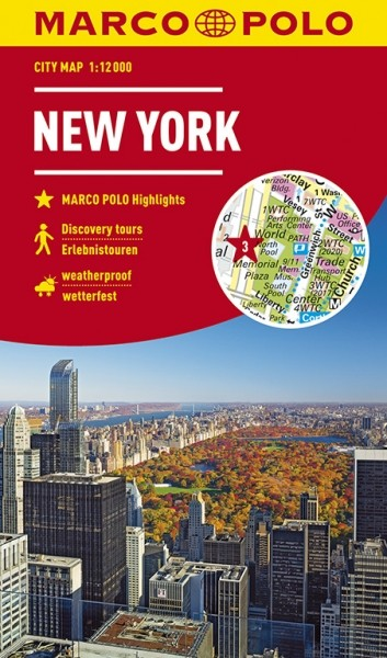 MARCO POLO Cityplan New York