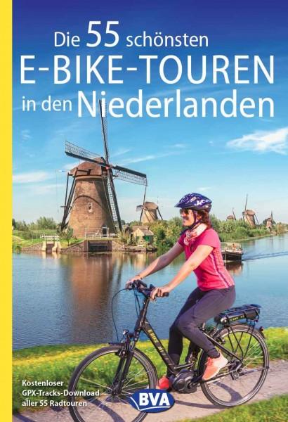 Die 55 schönsten E-Bike Touren in den Niederlanden