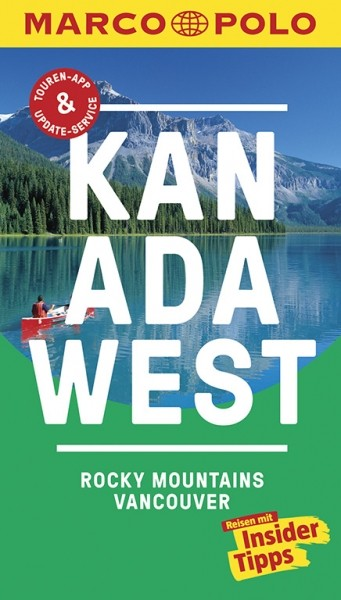 MP Reiseführer Kanada West