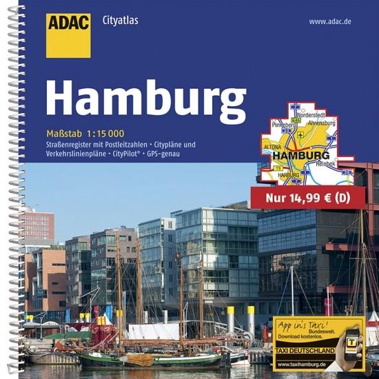 ADAC Cityatlas Hamburg