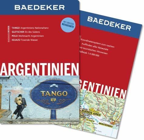 Baedeker RF Argentinien