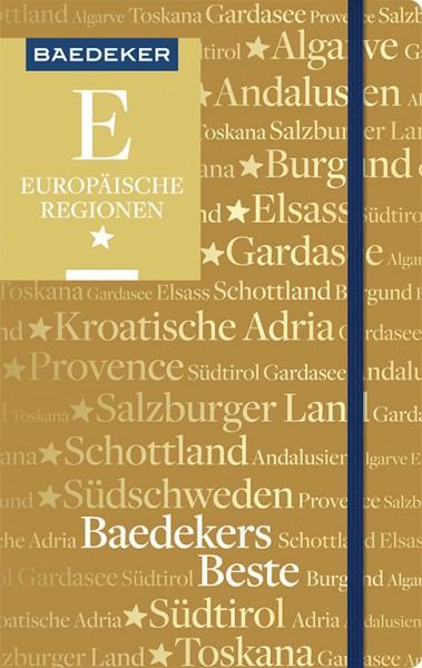 Baedeker's Beste Europäische Regionen
