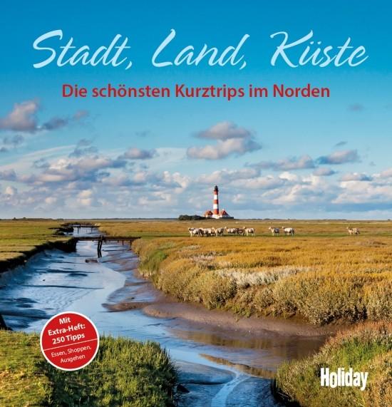 Holidaybuch Stadt, Land, Küste